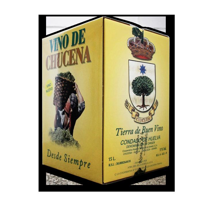 productos de vinos de Chucena